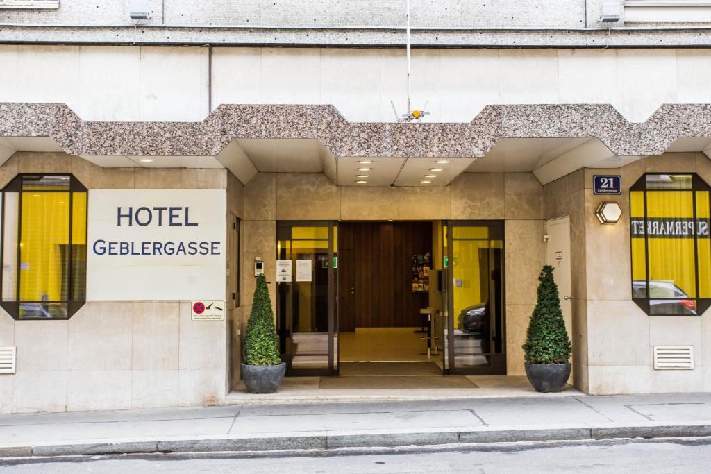 hotel geblergasse wien