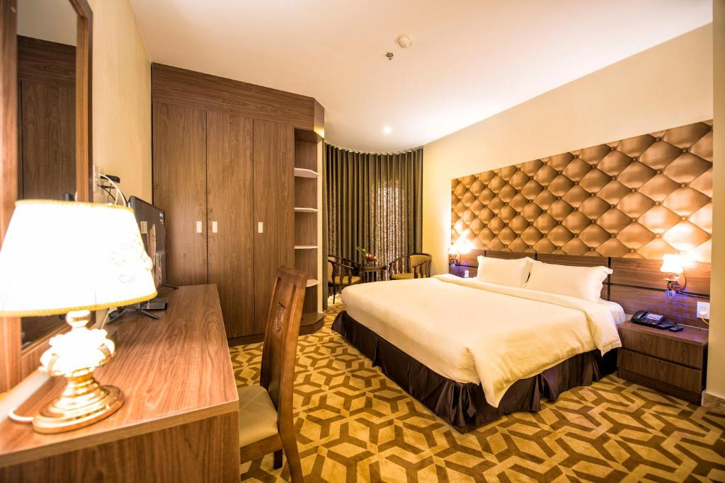 Suite Deluxe có Giường cỡ Queen