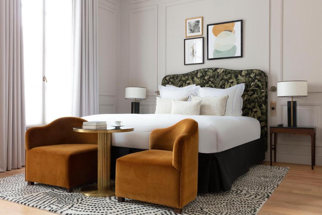 Hotel Les Jardins Du Faubourg Paris France Booking Com