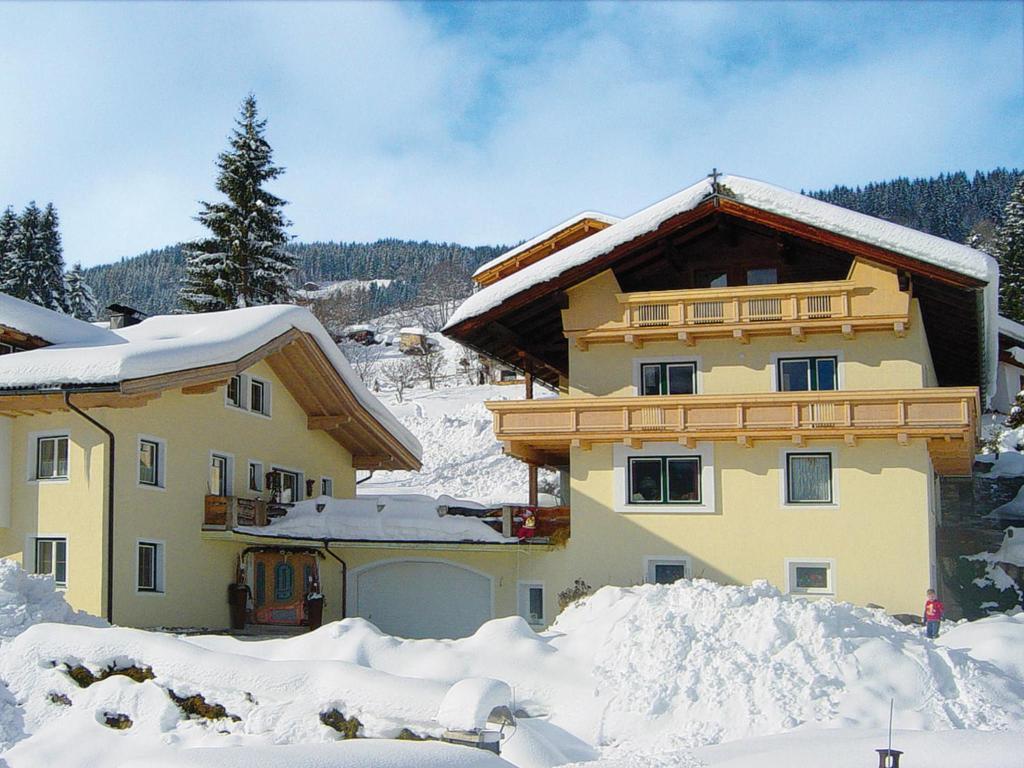 Haus Christof 126W im Winter