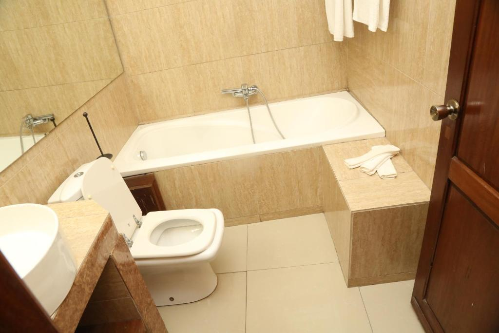 Kalz Guest House Kinshasa Updated 2019 Prices