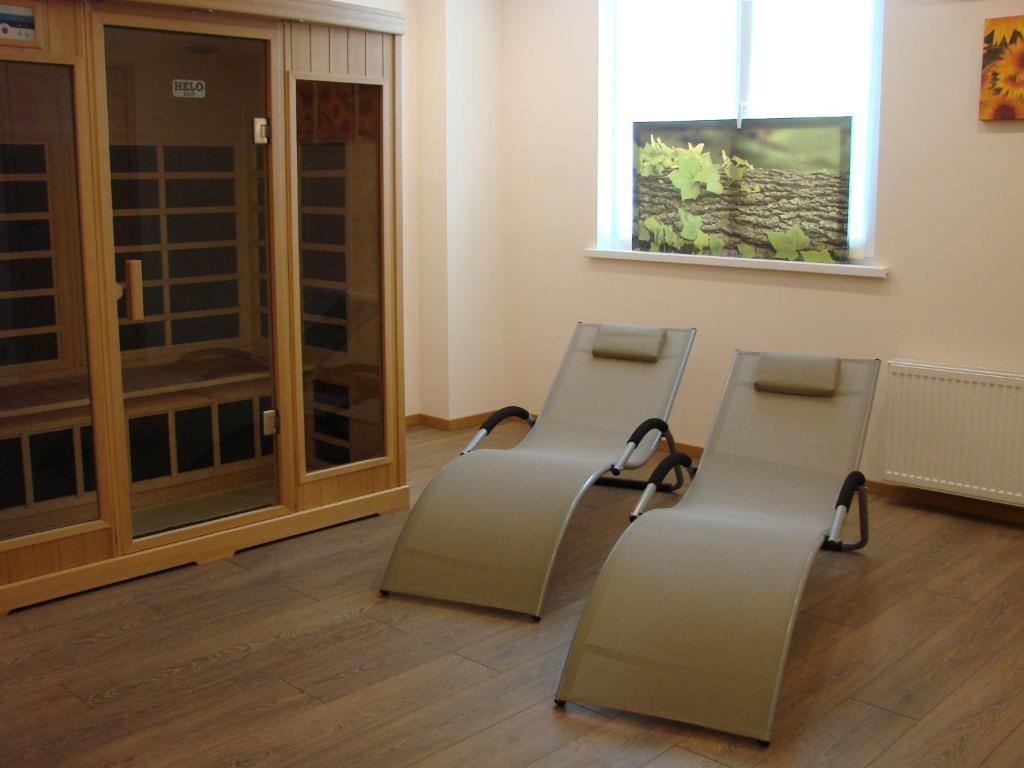 Спа и/или другие оздоровительные услуги в Hilton Garden Inn Krasnodar