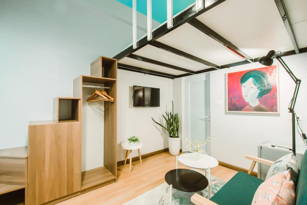 Suite dạng Duplex