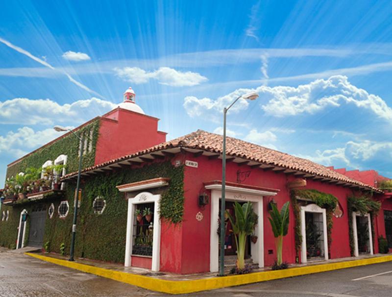Hotel Boutique Casona Maya Mexicana (México Tapachula ...