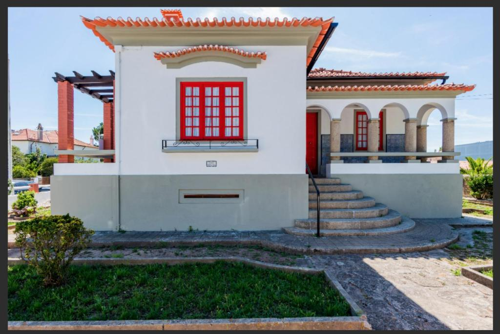 Beach House With Garden Vila Do Conde Updated 2020 Prices