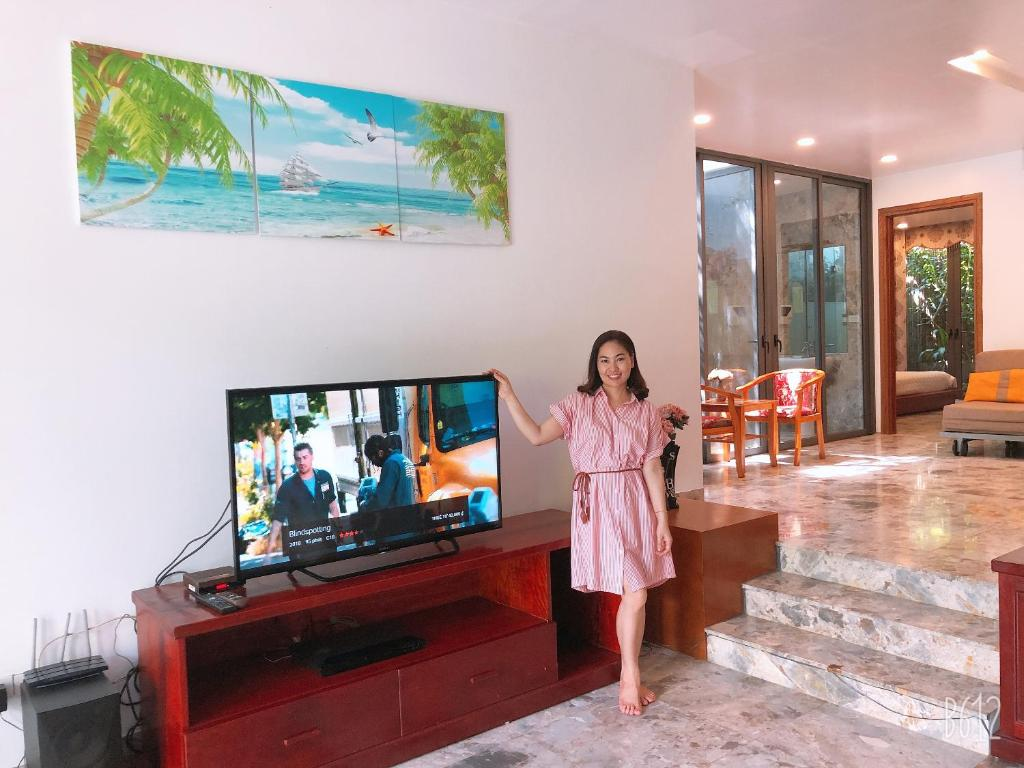 Bách Thanh Villa Flamingo Dai Lai