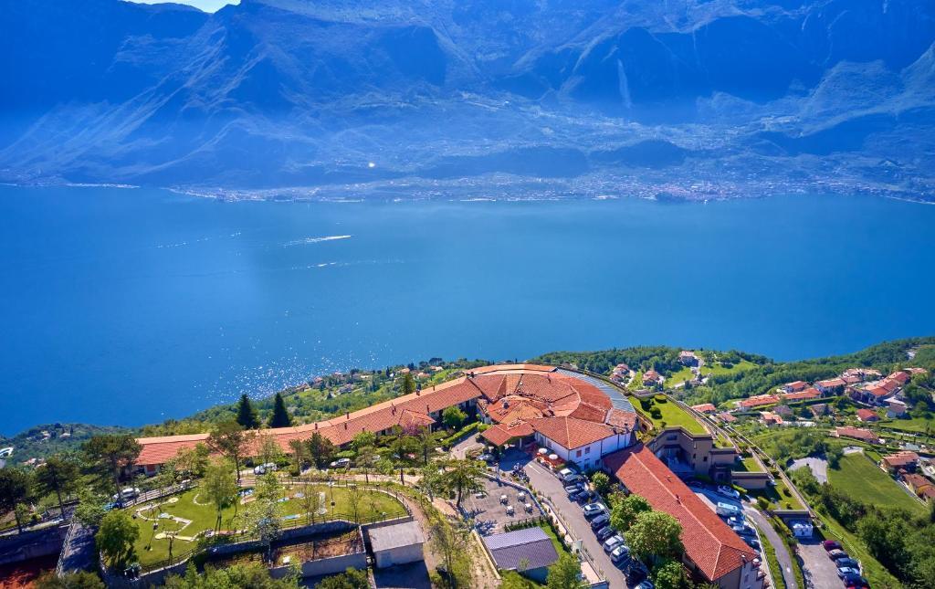 Hotel Le Balze Aktiv Wellness Tremosine Sul Garda