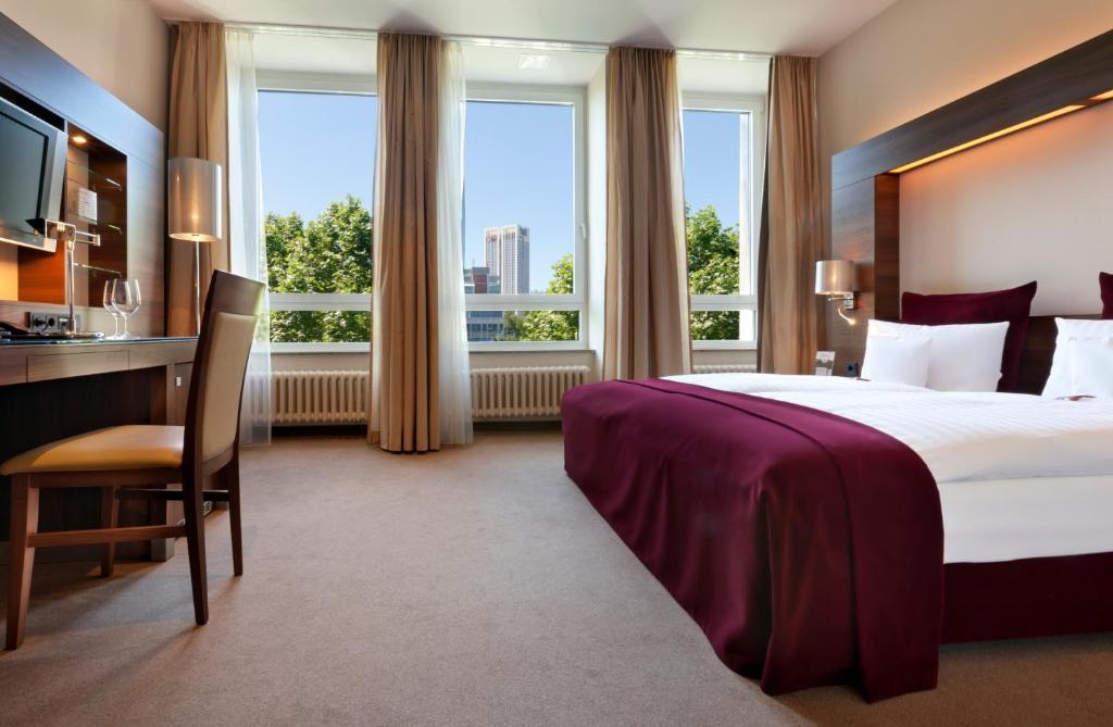 افضل فنادق فرانكفورت فندق فليمينغز سيليكشين