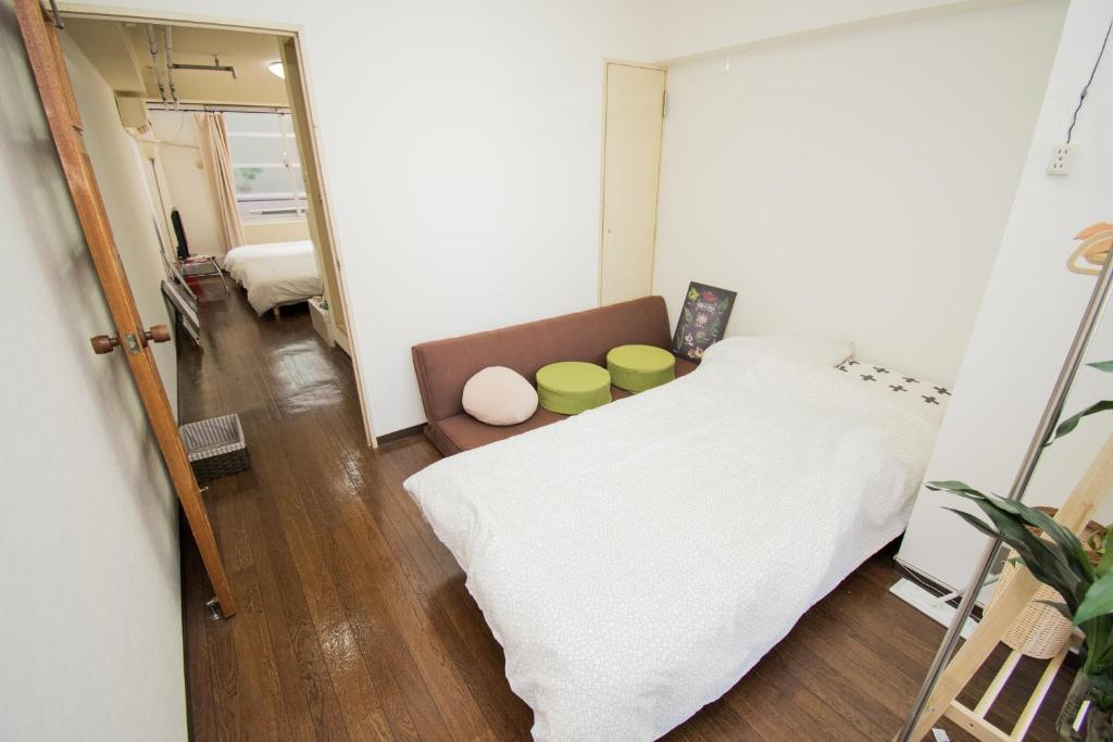 A bed or beds in a room at Imperial Semba