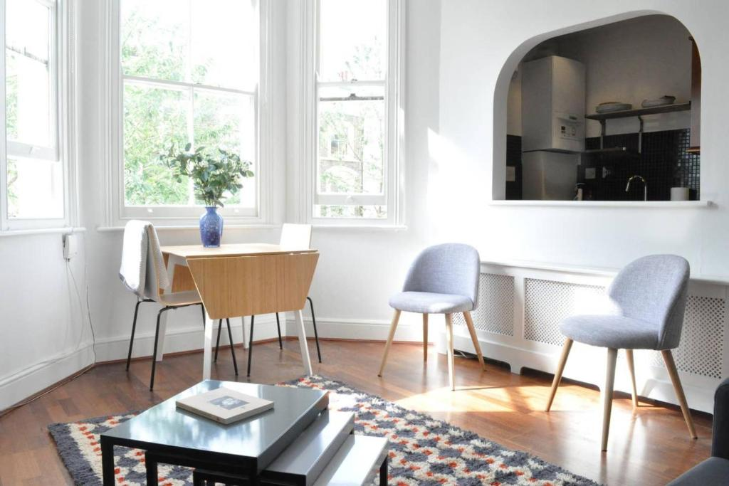 Apartment Bright 1 Bedroom Ladbroke Grove Flat London Uk