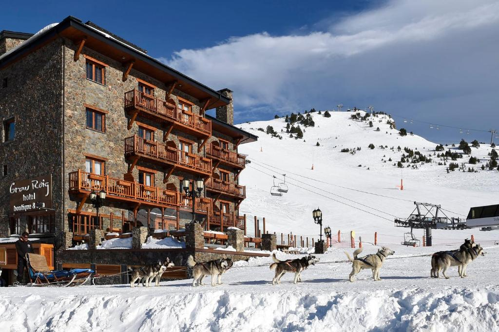 boutique hotels andorra  144