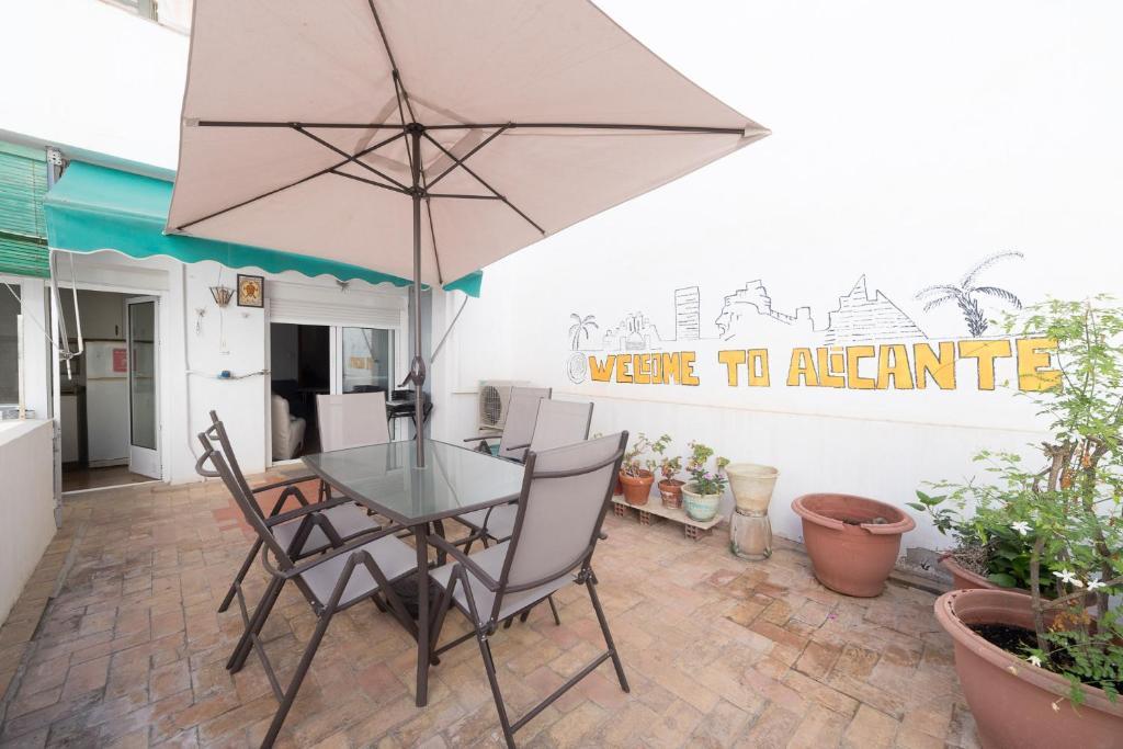 Apartment Gran Terraza En El Centro Alicante Spain