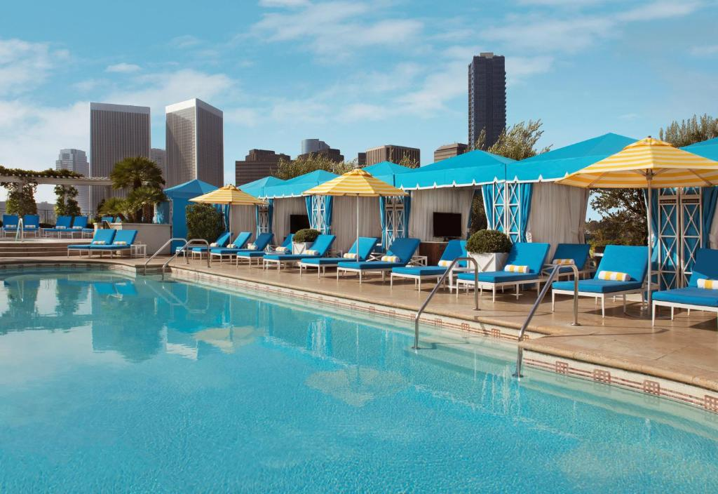 Piscina en o cerca de The Peninsula Beverly Hills