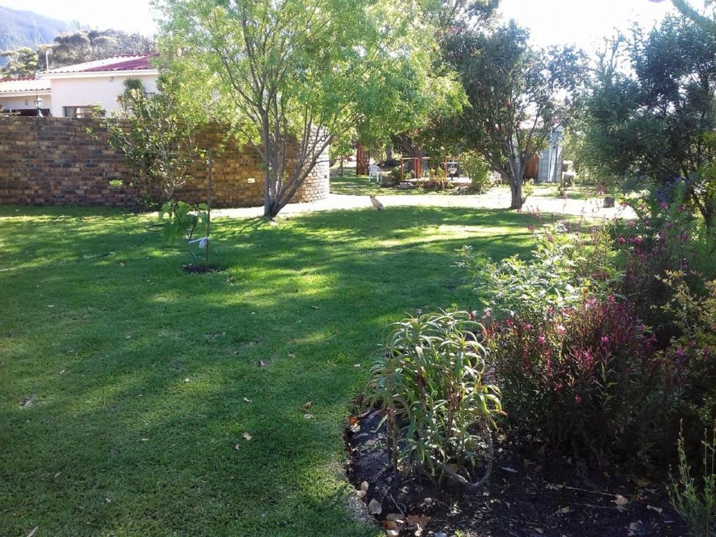 A garden outside Perazim