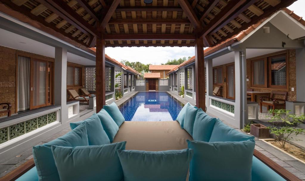 Biệt Thự 4 Phòng Ngủ Có Hồ Bơi Với Gói Dịch Vụ Chăm Sóc Sức Khỏe