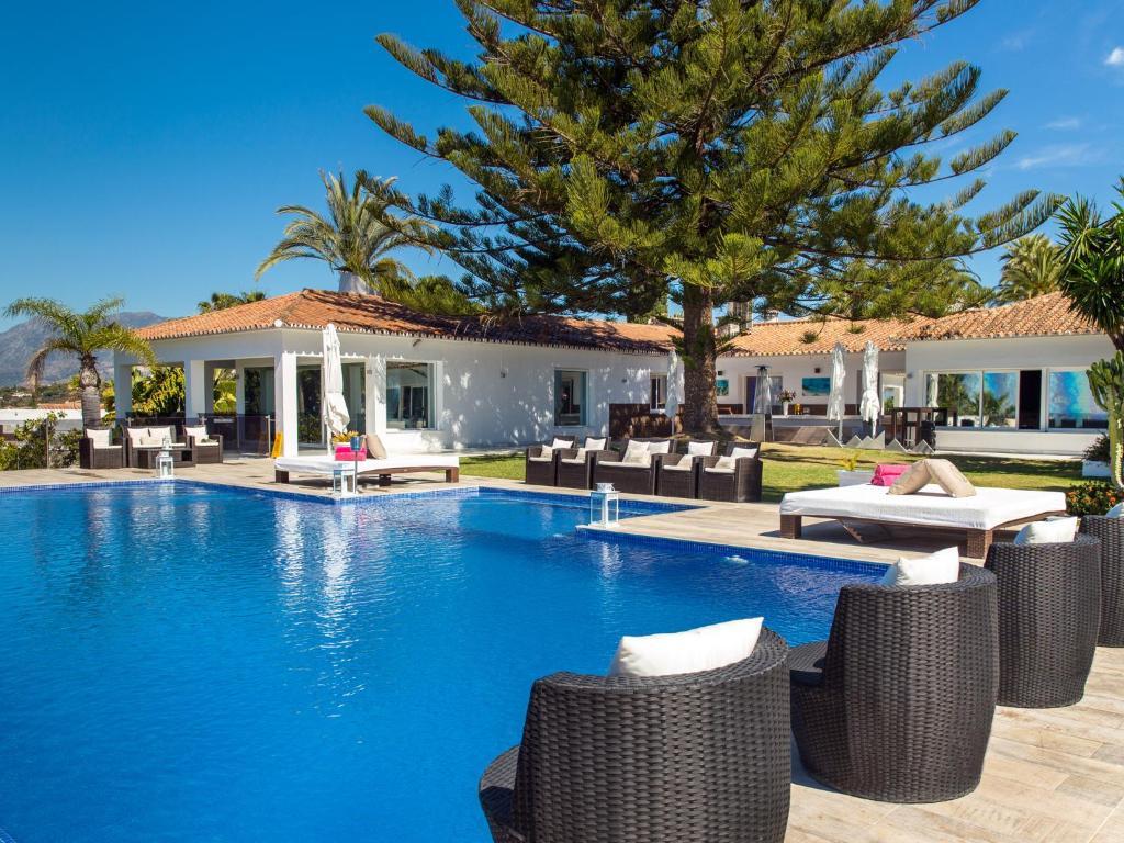 Villa Issabella (Spanje Marbella) - Booking.com