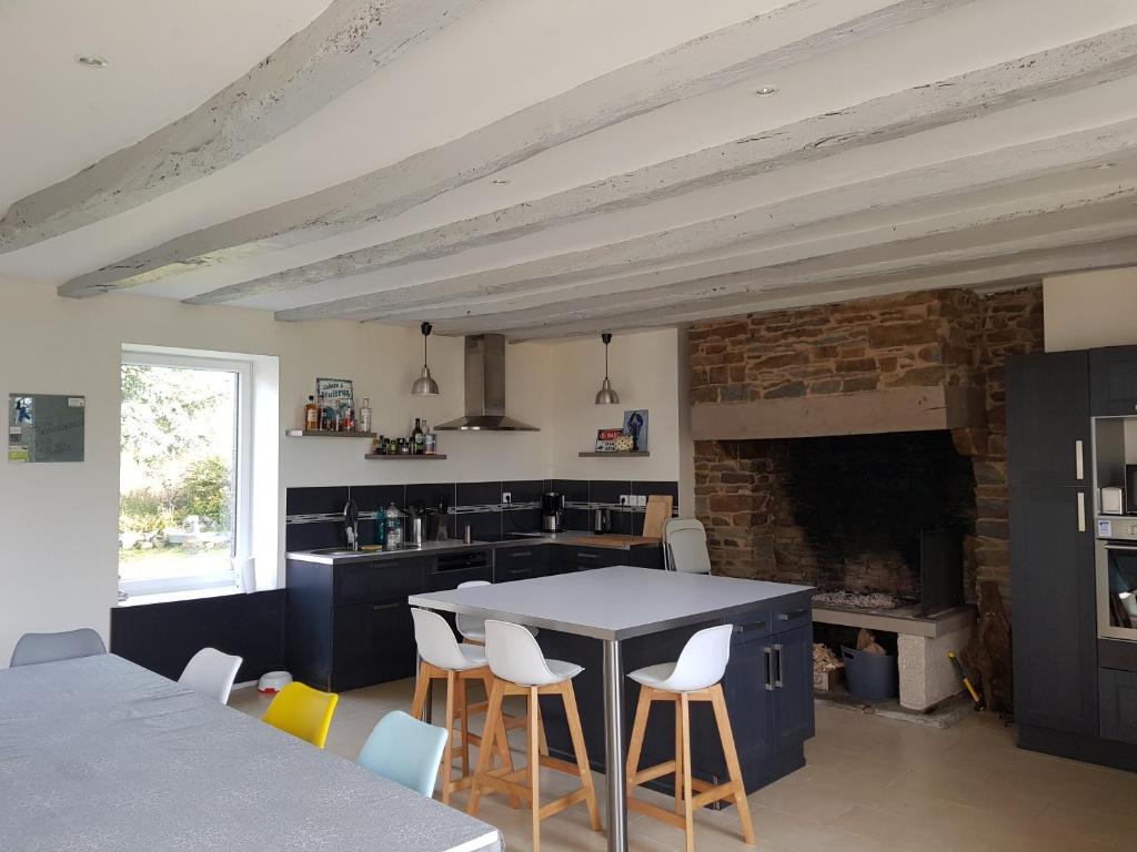 Deco De Table Bretonne vacation home le palais breton, roz-landrieux, france
