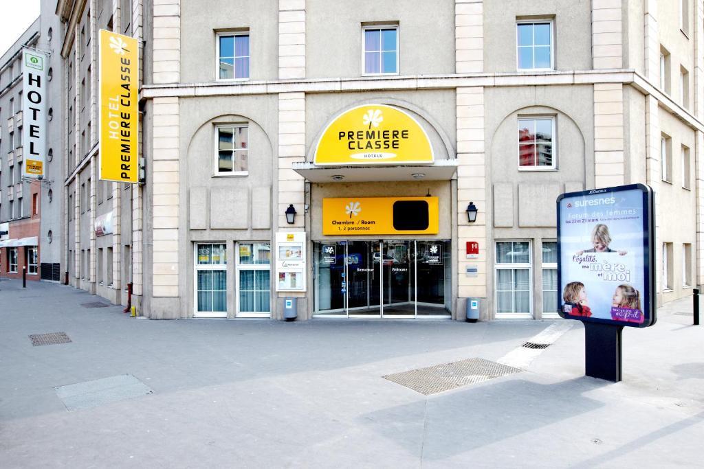 carte hotel premiere classe Hotel Premiere Classe Paris Ouest, Suresnes, France   Booking.com