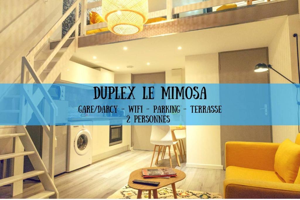 Duplex Le Mimosa Le Formel Dijon Tarifs 2020