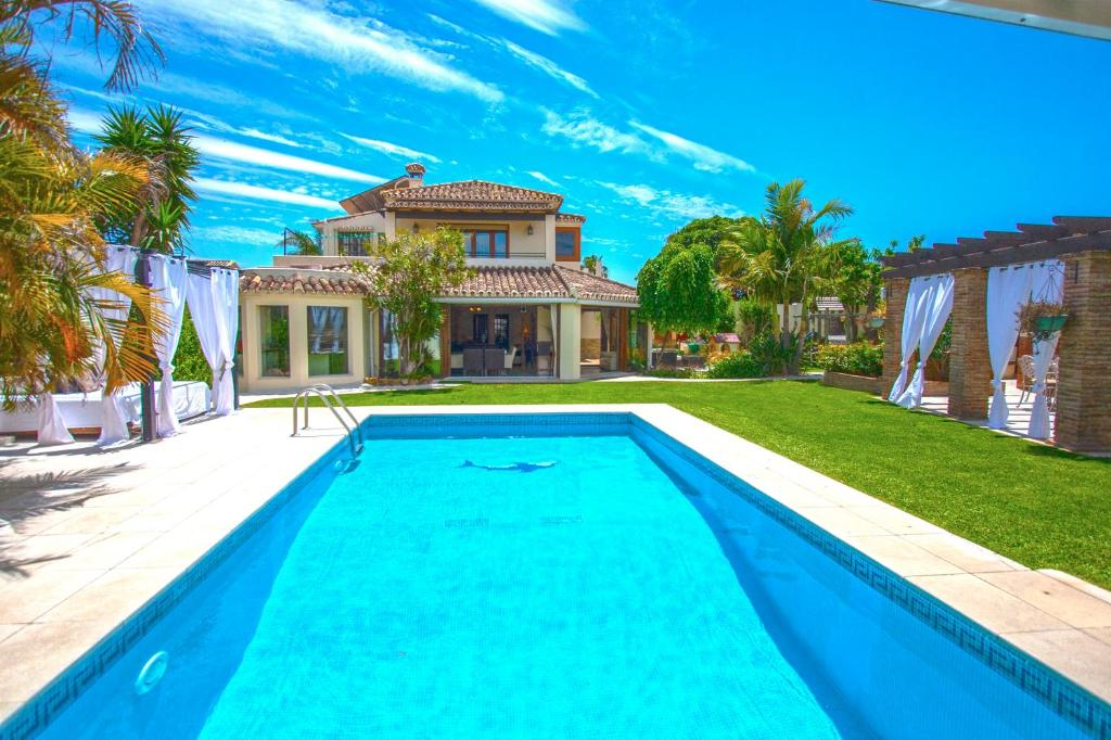 Villa Turrion, Marbella – Precios actualizados 2019