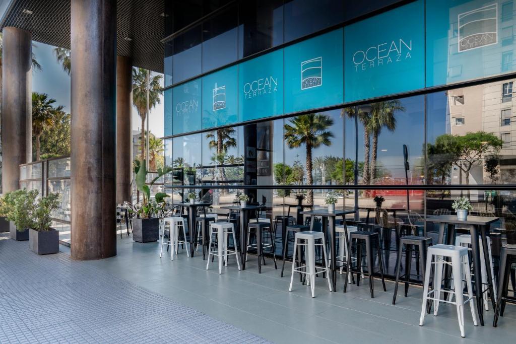 Hotel Vincci Malaga (España Málaga) - Booking.com