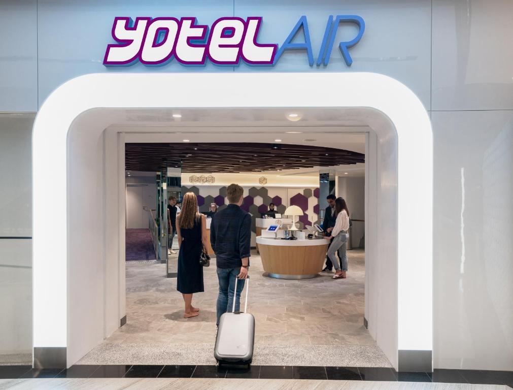 Yotelair Singapore Changi Airport Singapore Booking Com