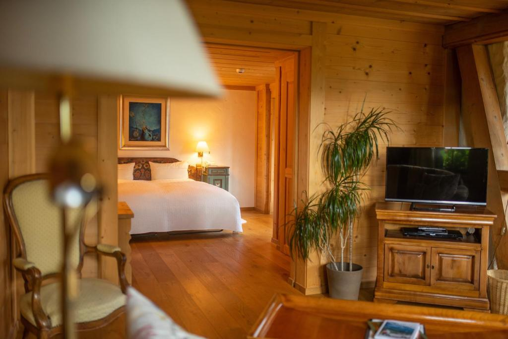 Легло или легла в стая в Hotel Alpenrose