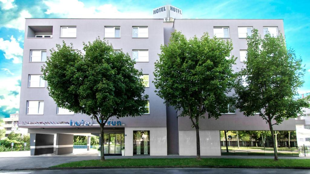 Hotel Jarun Zagreb Croatia Booking Com
