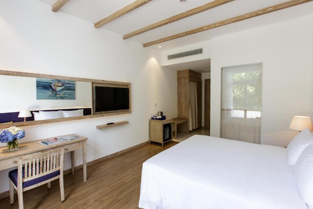 Phòng Elite Deluxe Giường Đôi
