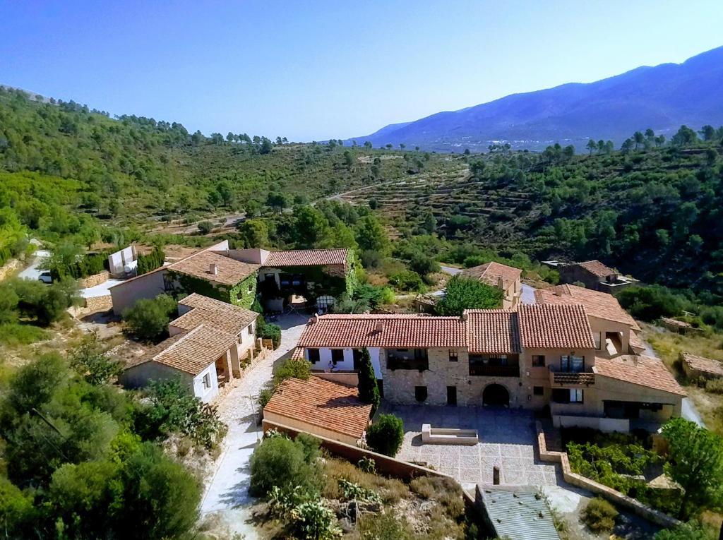 hoteles con encanto en comunidad valenciana  211