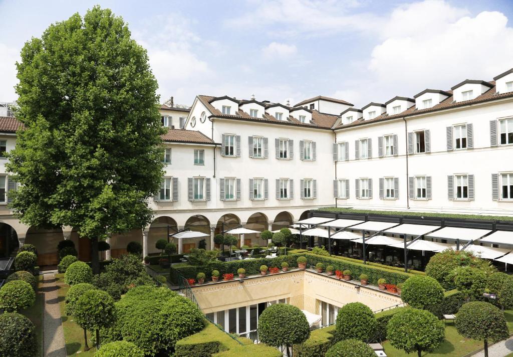 Four Seasons Hotel Milano, Milán – Precios actualizados 2019