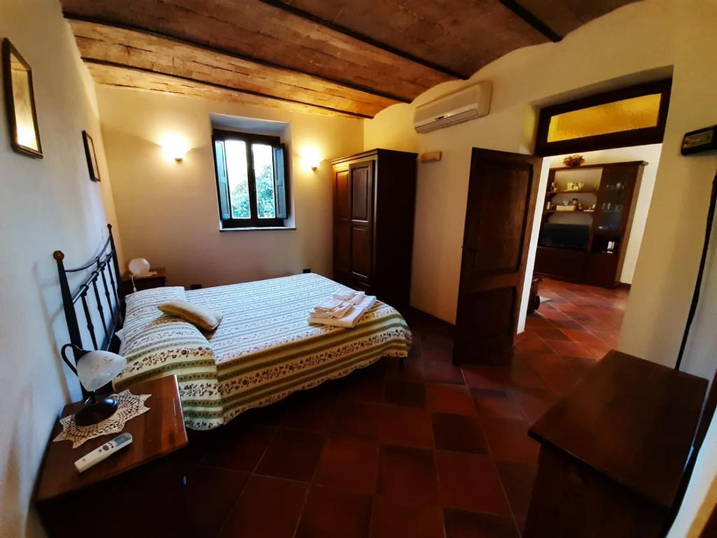 Vacation Home Foresteria S. Francesco, Gallese, Italy ...