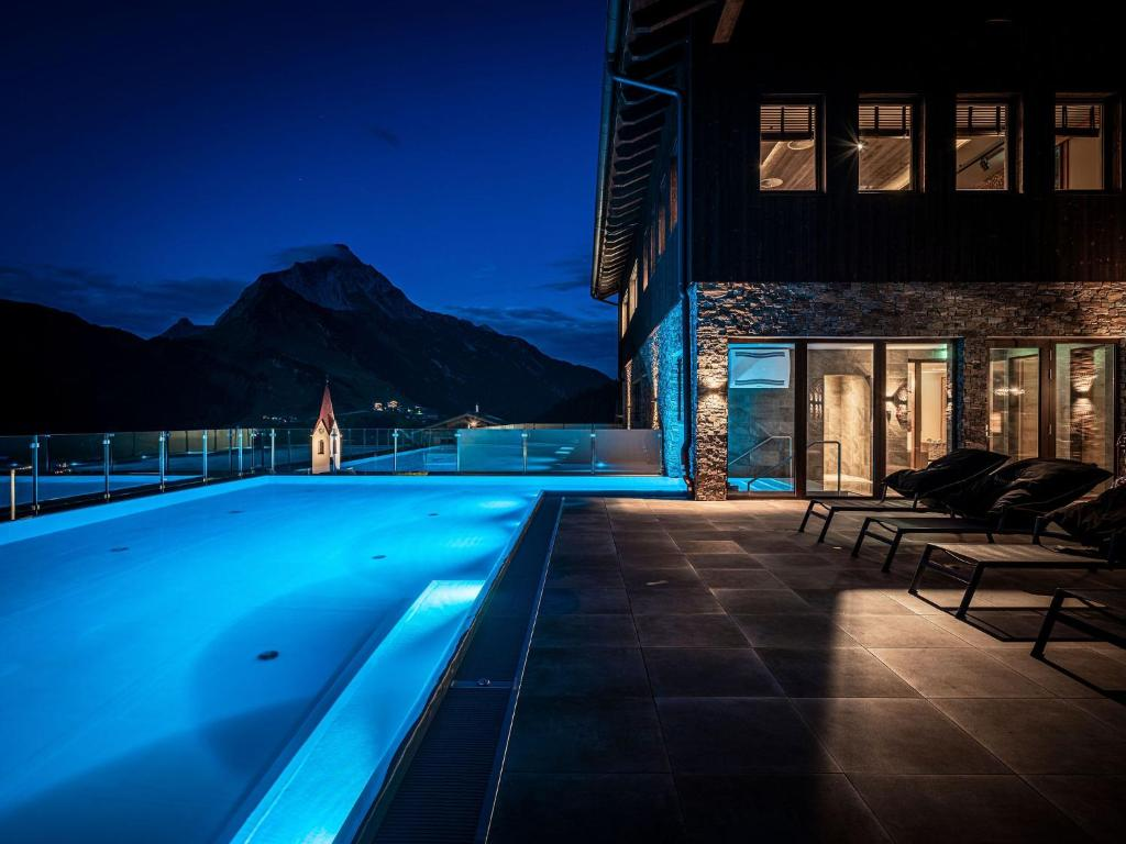 Pure Resort Warth Arlberg, Juli 2019
