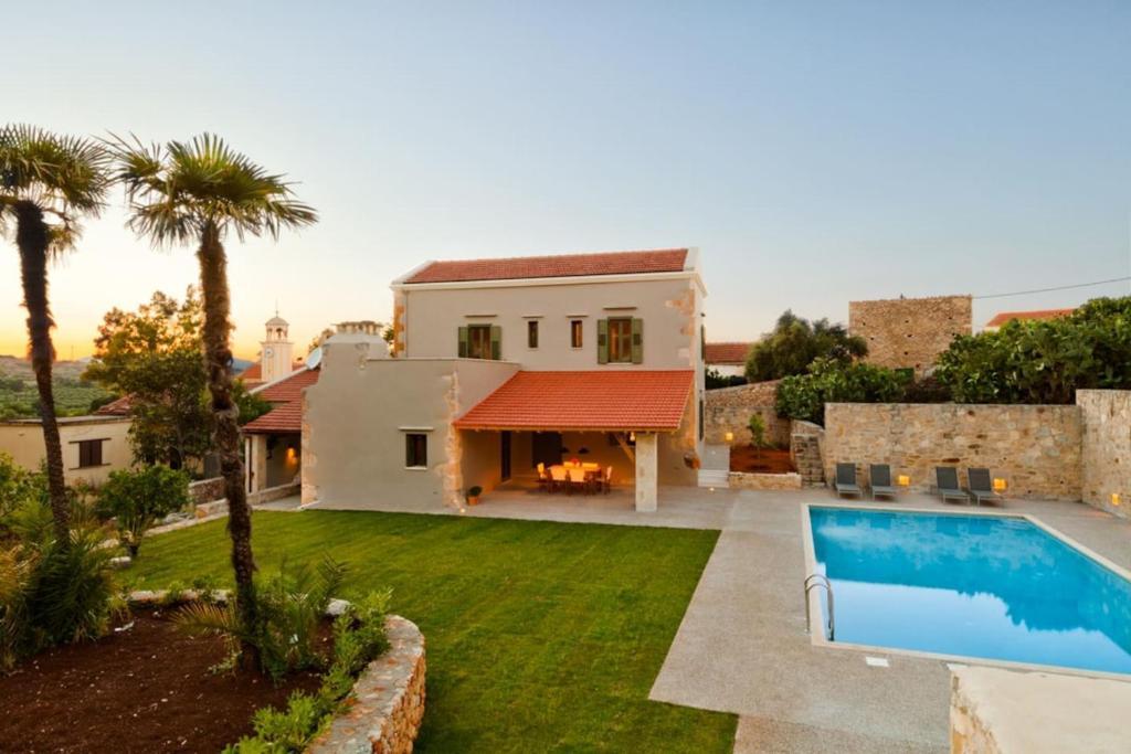 Villa Nafsika (Griechenland Vamos)