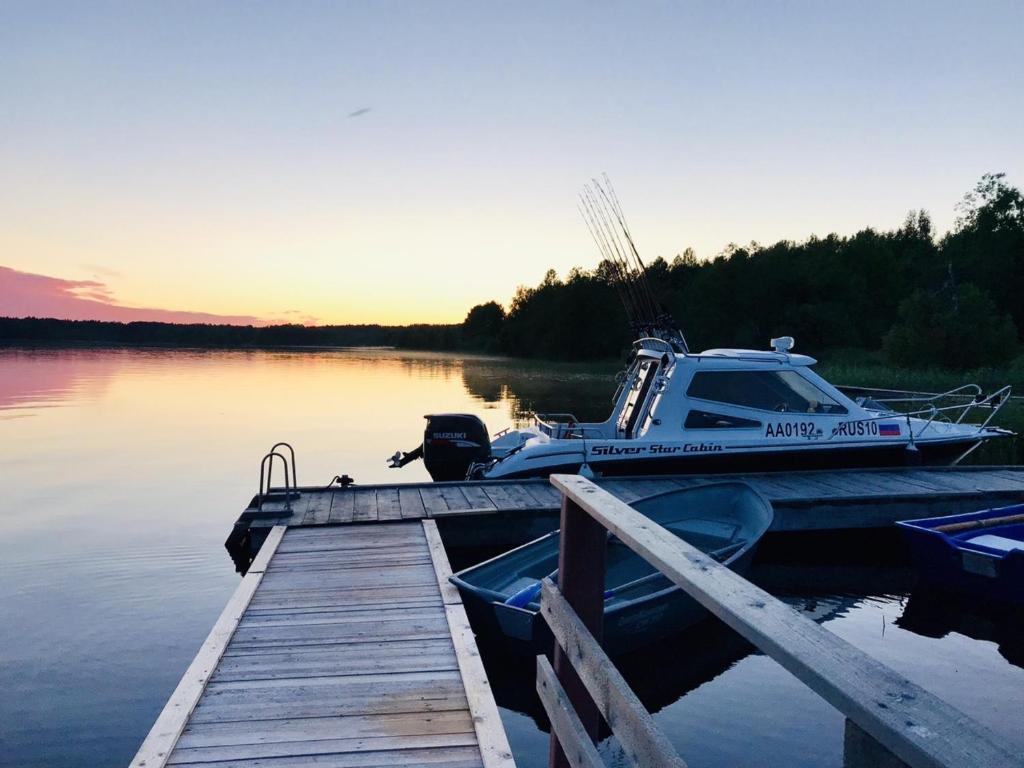 Рыбалка в октябре карелия