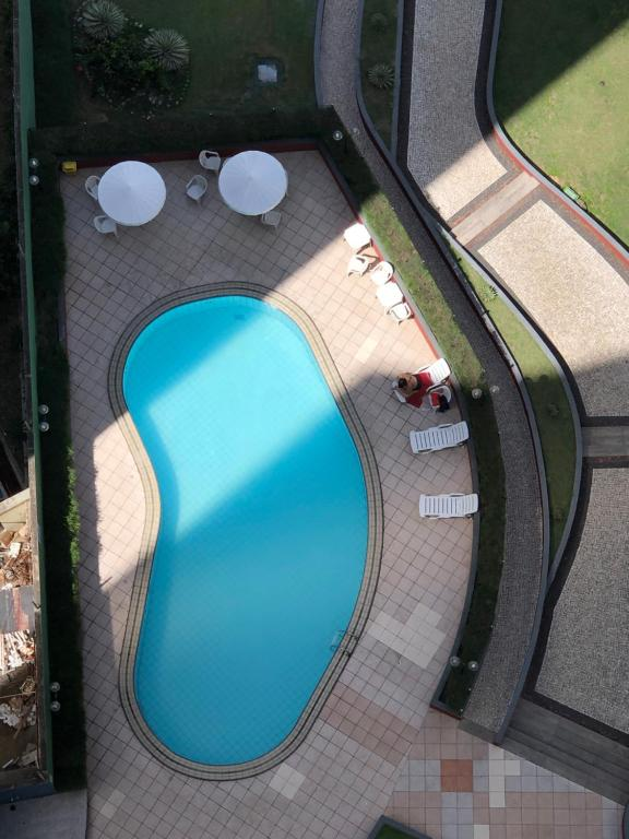 A view of the pool at Porto de Iracema 630 or nearby