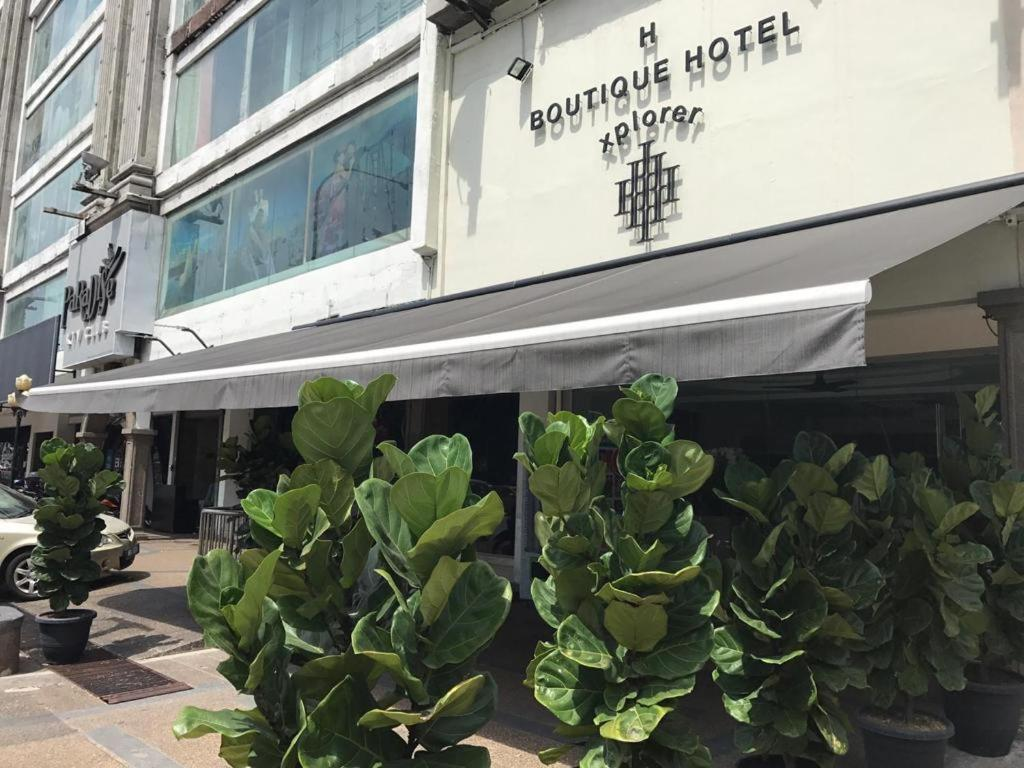 H Boutique Hotel Xplorer Loke Yew Kuala Lumpur Harga 2020