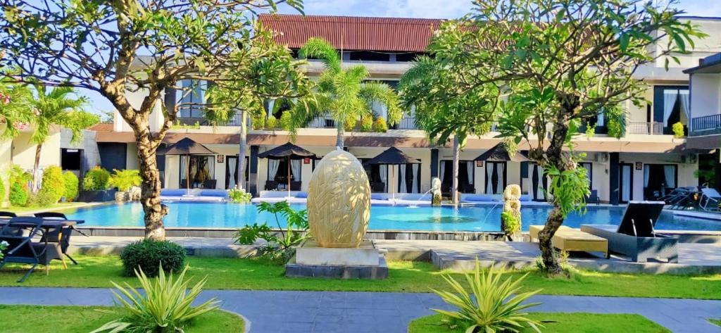 Ledang Hotel Jimbaran Indonesia Booking Com