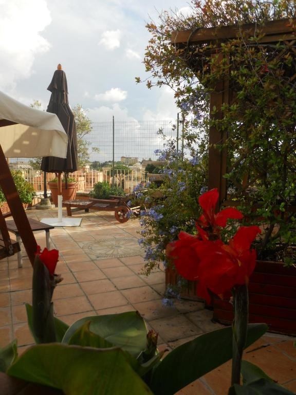 Apartment La Terrazza Di Monteverde Rome Italy Booking Com
