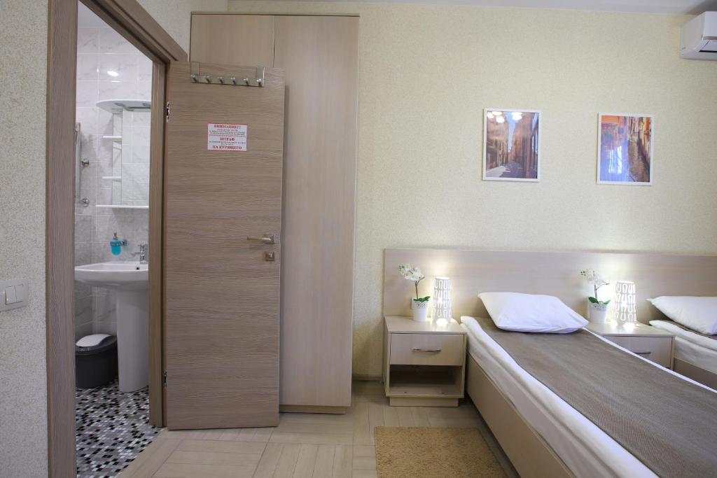 Ванная комната в Отель Московский