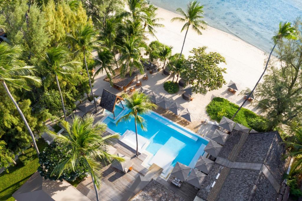 A view of the pool at SALA Samui Choengmon Beach or nearby