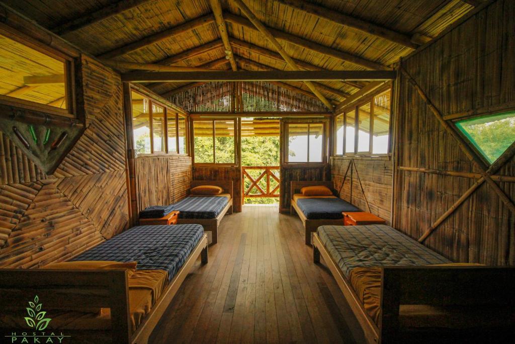 Hoteles en Amazonas-Ecuador
