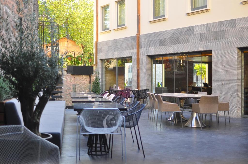 Ресторан / где поесть в Boutique Saint Sophia