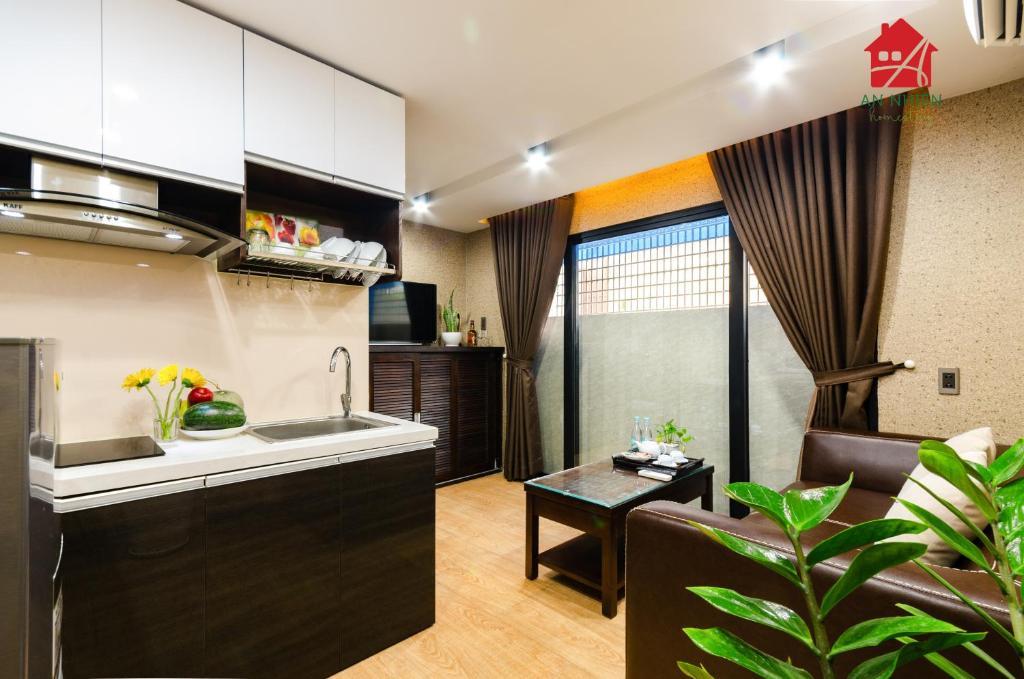 An Nhien - Nguyen Trai Service Apartment