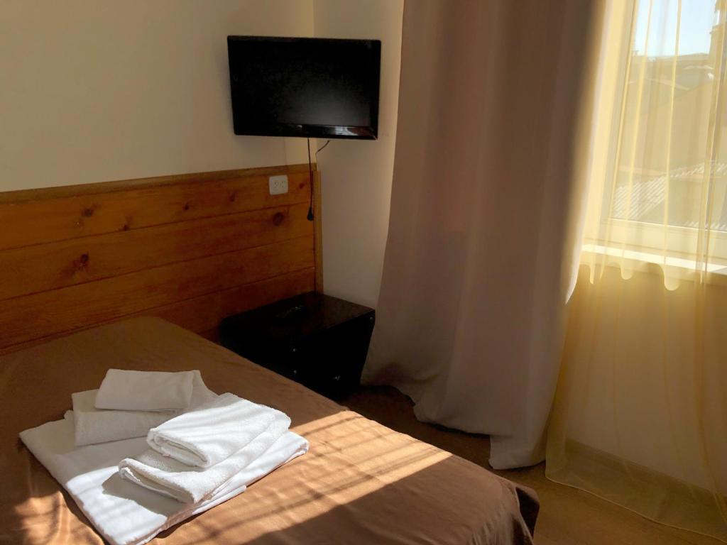 Hotel Mgzavrebi Batumi