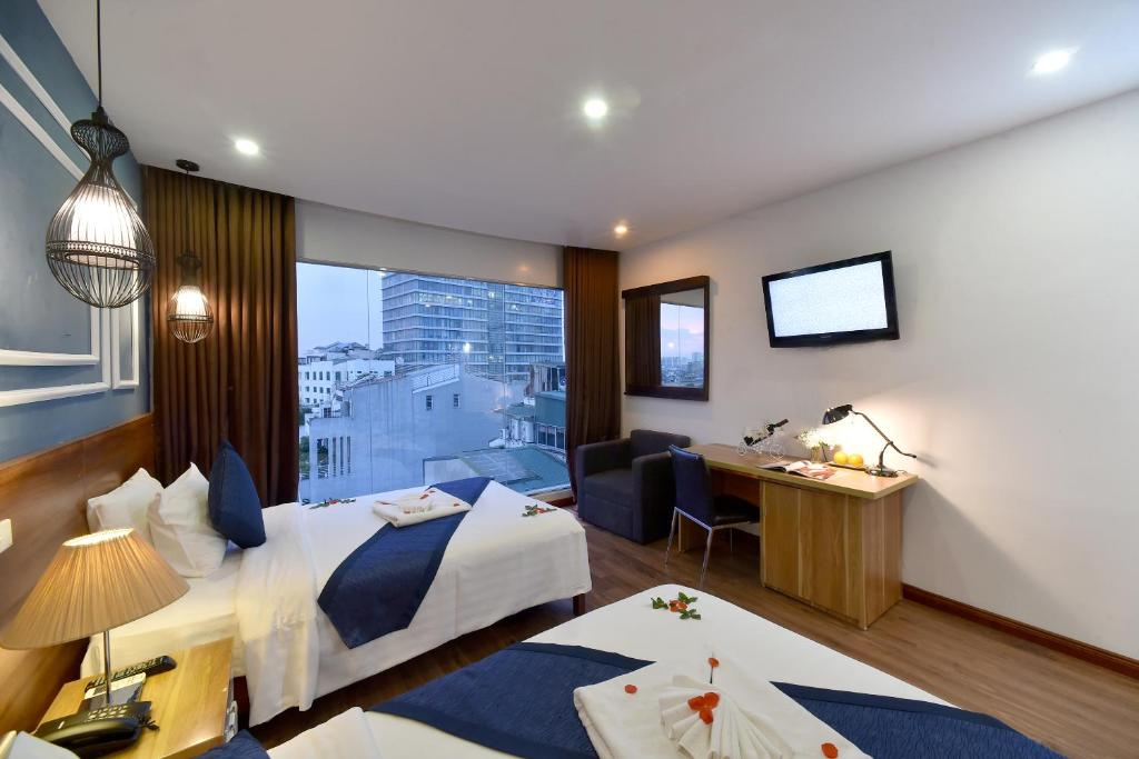 Hanoi Eternity Hotel