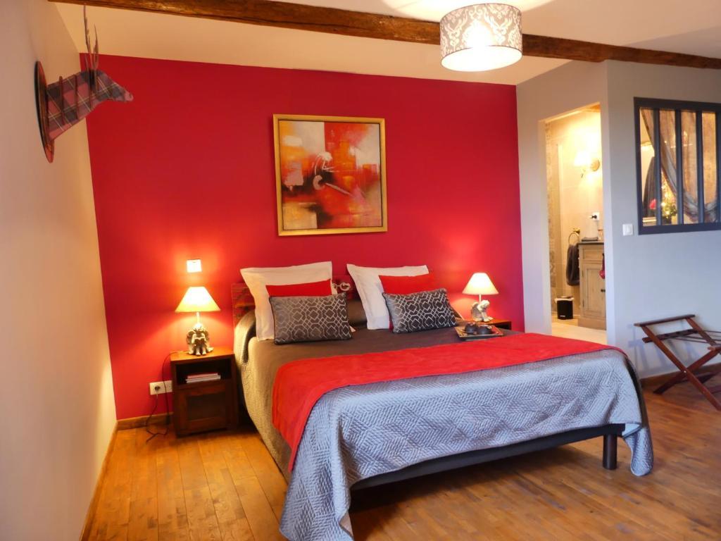 Bed & Breakfast la maison de roussi (Frankreich Nonette ...