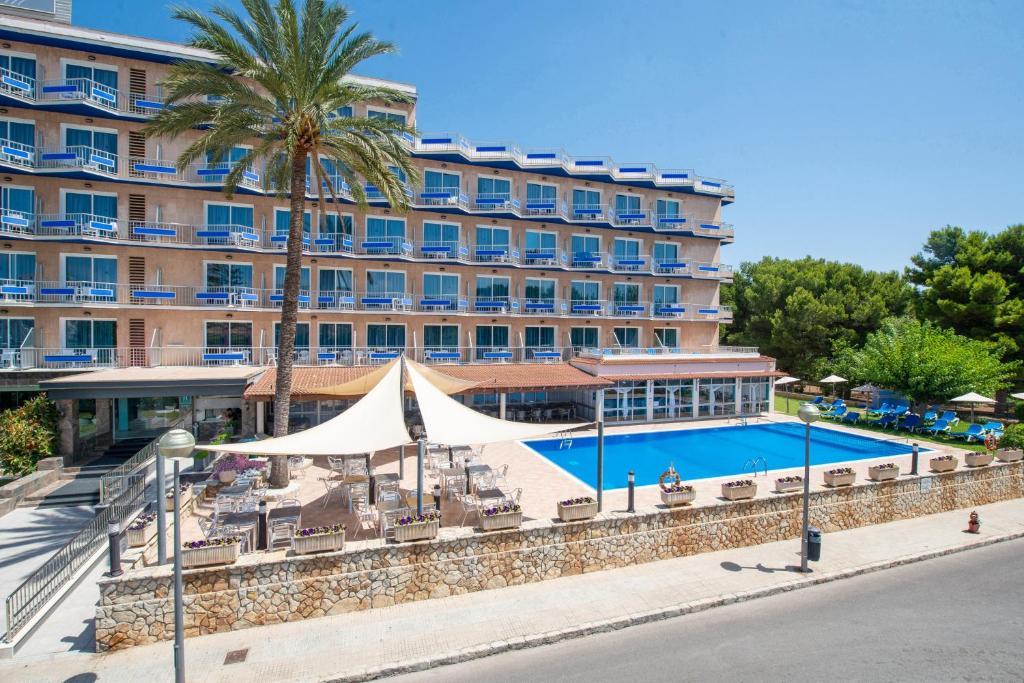 Hotel Boreal Spanien Playa De Palma Booking Com