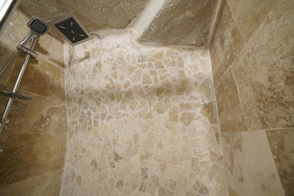 Ванная комната в Melek Cave Hotel