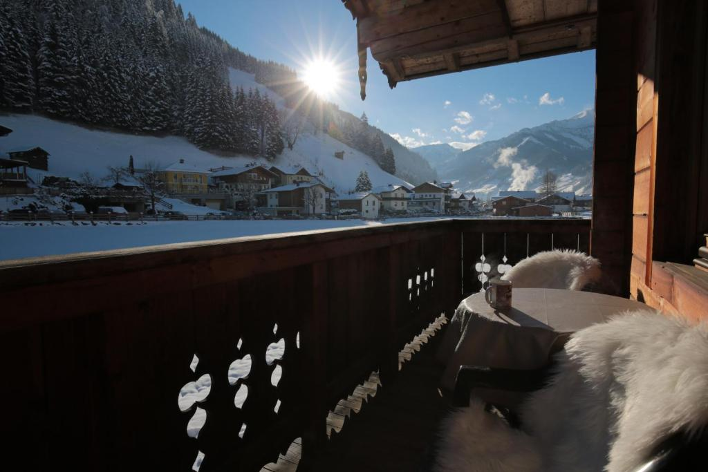 Astlhof im Winter